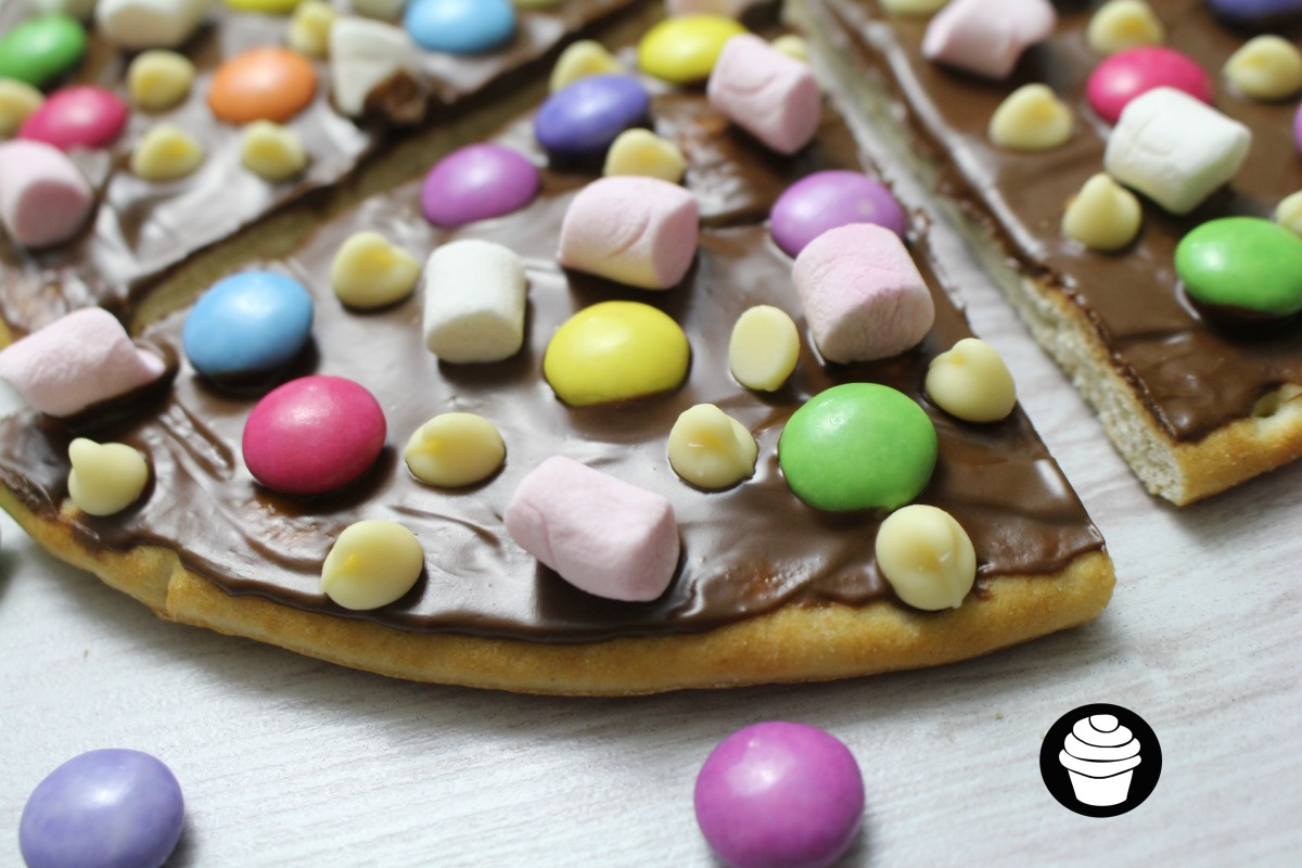 Smartizza (Smarties Pizza)